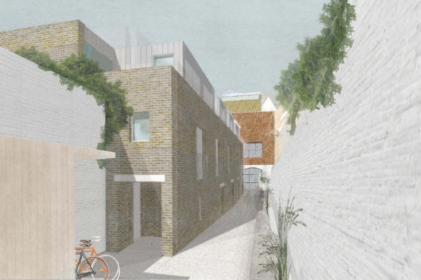 Bayanix Appointed for New Build Residential Fit-Out in Hackney