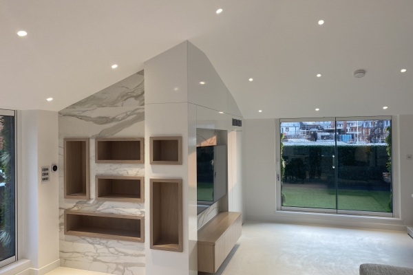 Bayanix Completes Prestigious Covent Garden Apartment Project